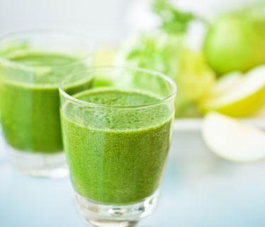 зеленая диета, диета из зеленых овощей и фруктов