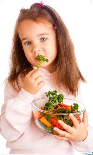 детская диета для похудения